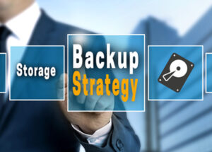 Backing Up Is A Collective Effort For A Business To Survive