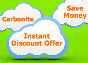Up To 30% OFF Carbonite Offer Code For Office, Home Plans